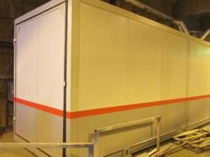 Блок-контейнер ПБК для водоподготовки - звоните +7 (499) 397 77 80