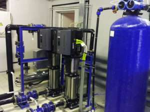 Промышленная водоподготовка - звоните +7 (499) 397 77 80