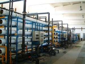 Система ультрафильтрации воды - звоните +7 (499) 397 77 80