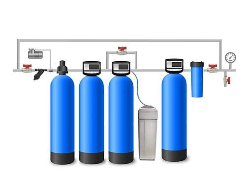 Сорбционная система очистки воды - звоните +7 (499) 397 77 80
