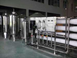 Водоподготовка для хлебопекарен и хлебокомбинатов - звоните +7 (499) 397 77 80