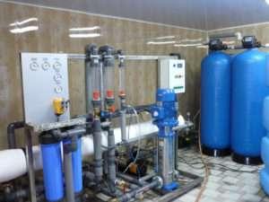 Водоподготовка для линий розлива питьевой воды - звоните +7 (499) 397 77 80