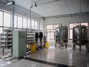 Водоподготовка в пищевой промышленности - звоните +7 (499) 397 77 80