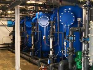 Водоподготовка водозаборного узла (ВЗУ) - звоните +7 (499) 397 77 80
