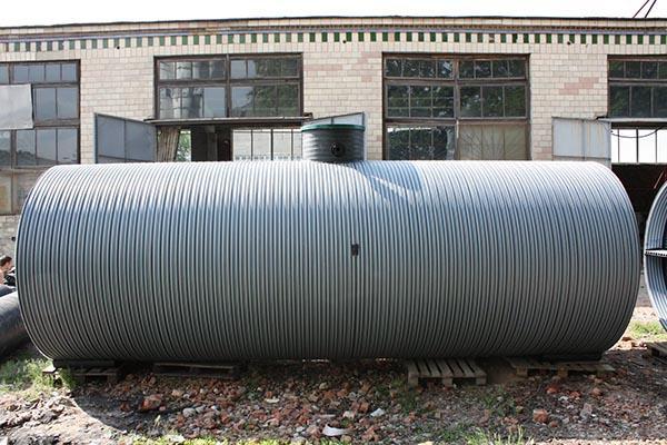 Ёмкости для хранения пожарного запаса воды